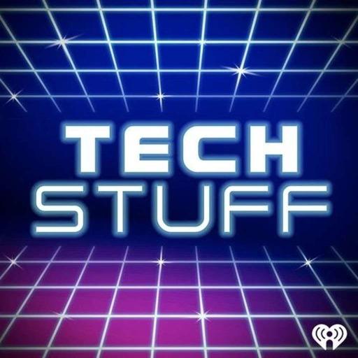 TechStuff Classic: TechStuff Gets Domestic . . . Robots