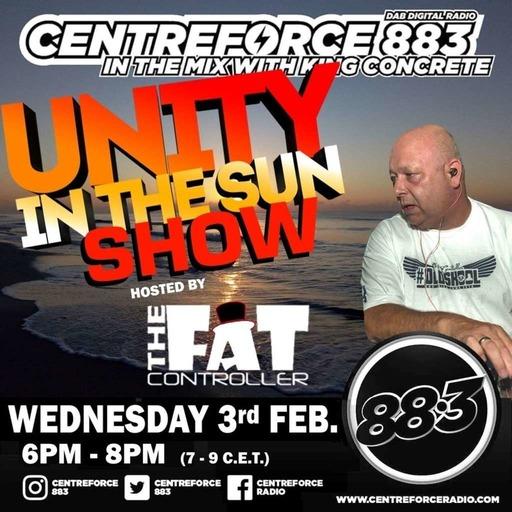 Episode 142: Centreforce Radio 883 3rd February 2021