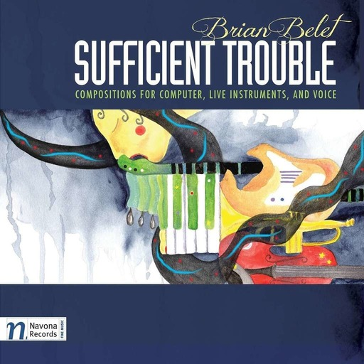13350 PARMA Recordings - Sufficient Trouble