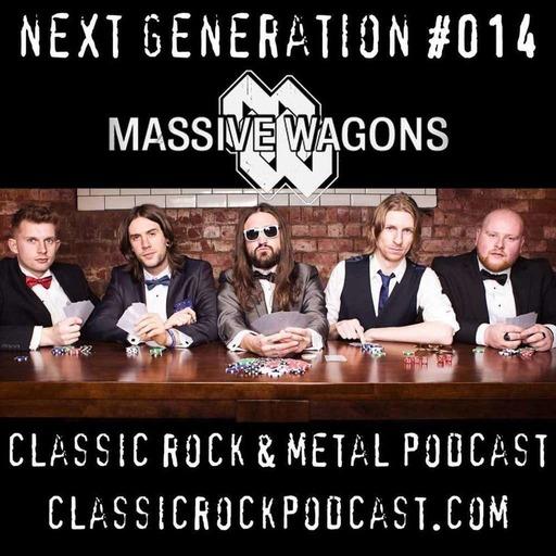 Next Generation 014 - Massive Wagons