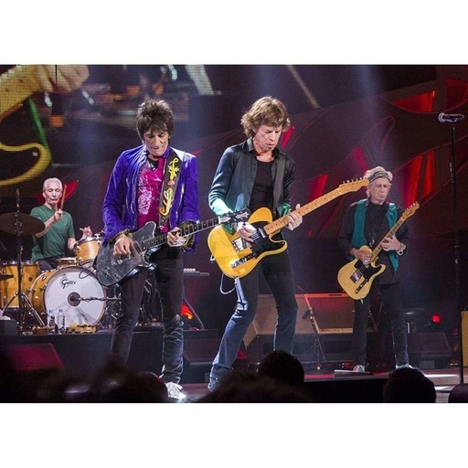 GS RADIO AUGUST 8th, 2018 The Rolling Stones
