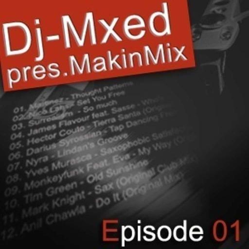 Mxed pres. MakinMix 01