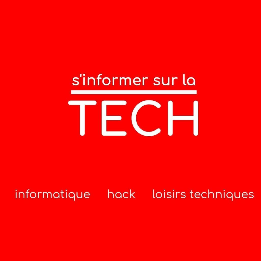 S'informer sur la Tech