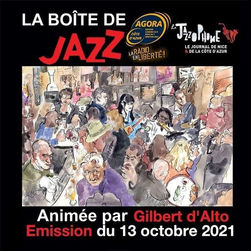 La Boîte de Jazz du 13 octobre 2021 - Spéciale Flamenco