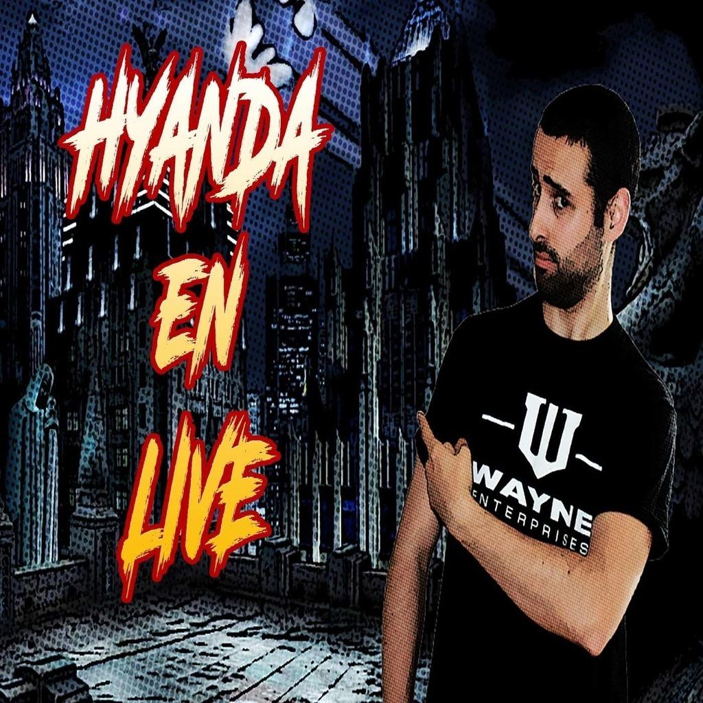 Les Lives Comics de Hyanda