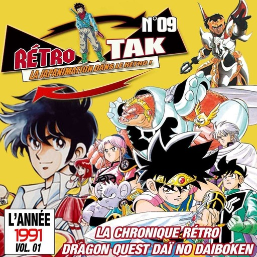 RetroTak - # 09 - L'année 1991.mp3