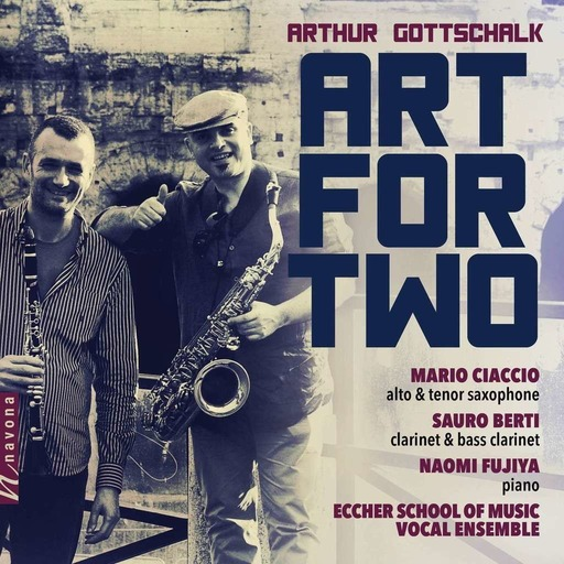 14240 PARMA Recordings - Art for Two