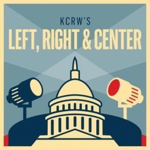 The Inauguration from the left, right & center