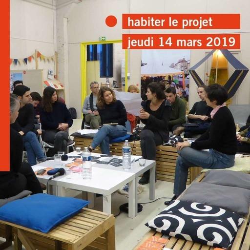 Habiter le projet - Laboratoire Barbara, Camille Fréchou et Pauline Cescau