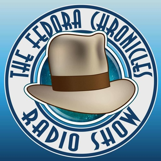 The Fedora Chronicles Radio Show Lee Andercheck and Akroydiesel Age RPG