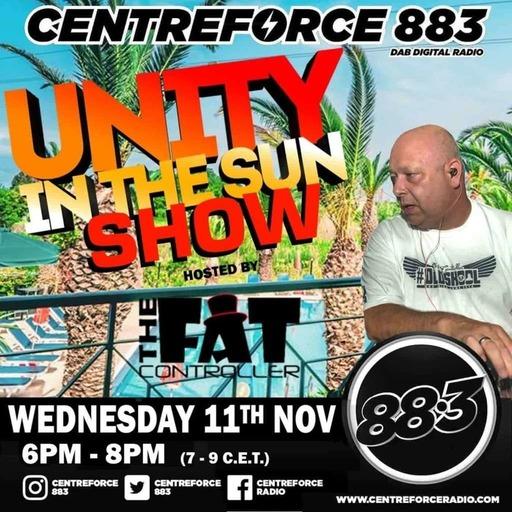 Centreforce Radio 883 11th November 2020