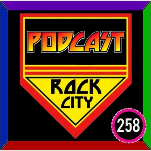 PODCAST ROCK CITY #258 - KISS in St. Louis!