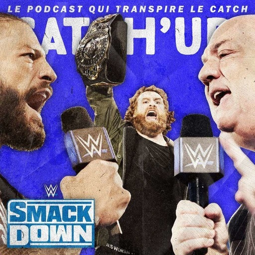 Catch'up! WWE Smackdown du 4 septembre 2020 - L'impossibilité d'une ile