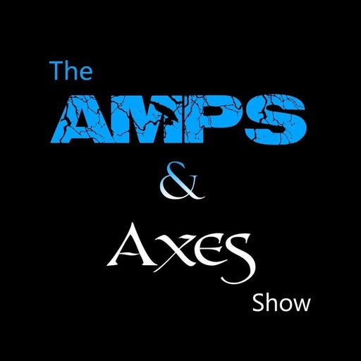 Amps & Axes - #053 - Mr. Bruce Kulick