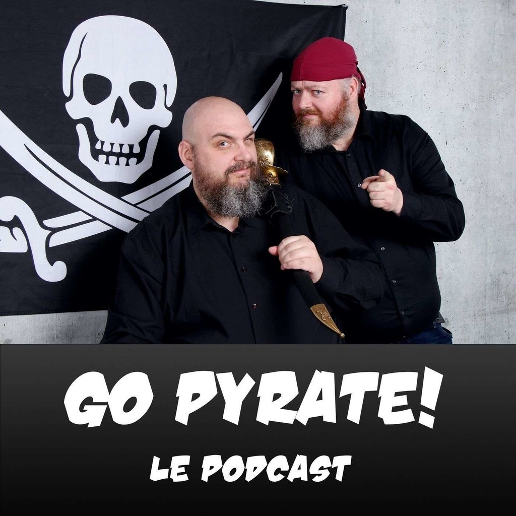 Go Pyrate!, Le Podcast