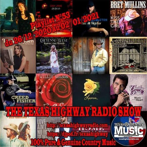 Texas Highway Radio Show N°53