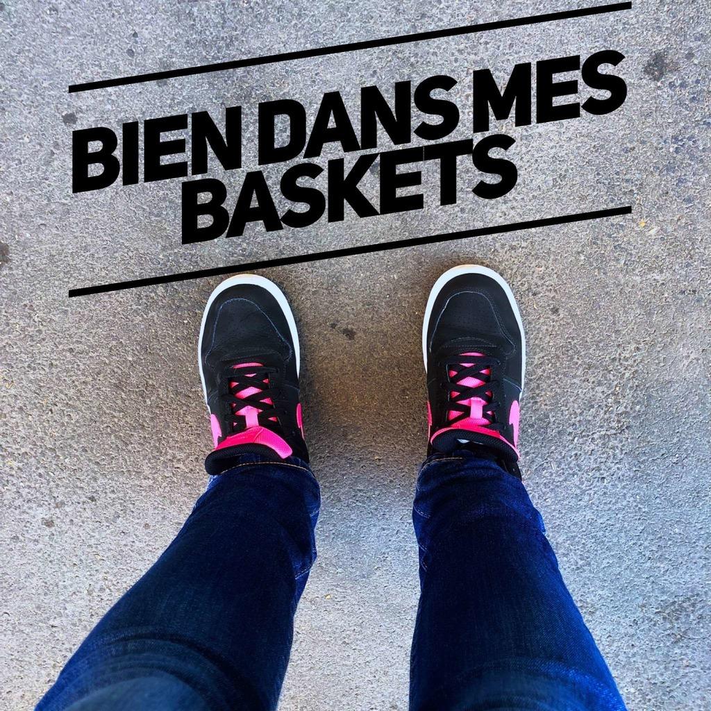 Bien dans mes baskets