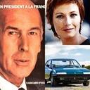 Ce jour là, une Auto. Giscard, une Ferrari, un laitier et l'actrice
