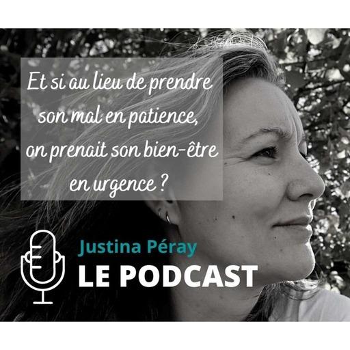 JUSTINA PÉRAY -  LE PODCAST