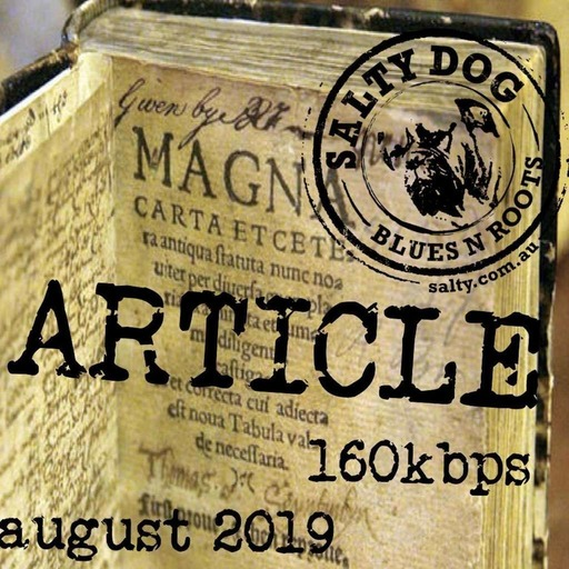 ARTICLE Blues N Roots - Salty Dog (August 2019)
