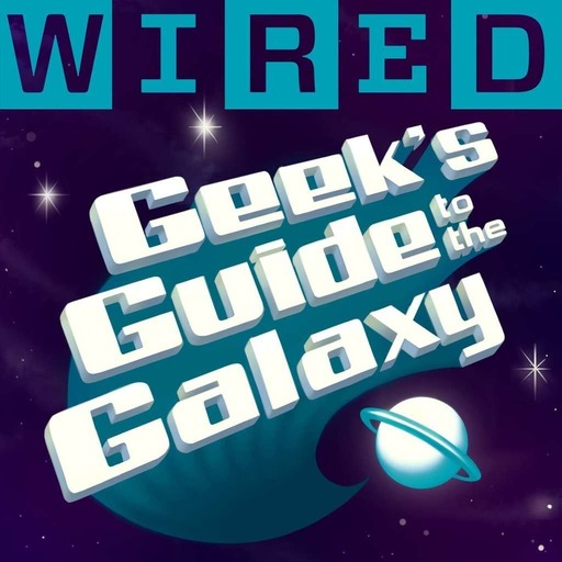 Geek's Guide to the Galaxy - A Science Fiction Podcast