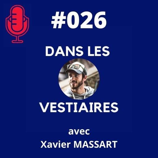 #026 – Xavier MASSART ou comment découvrir le monde en vélo
