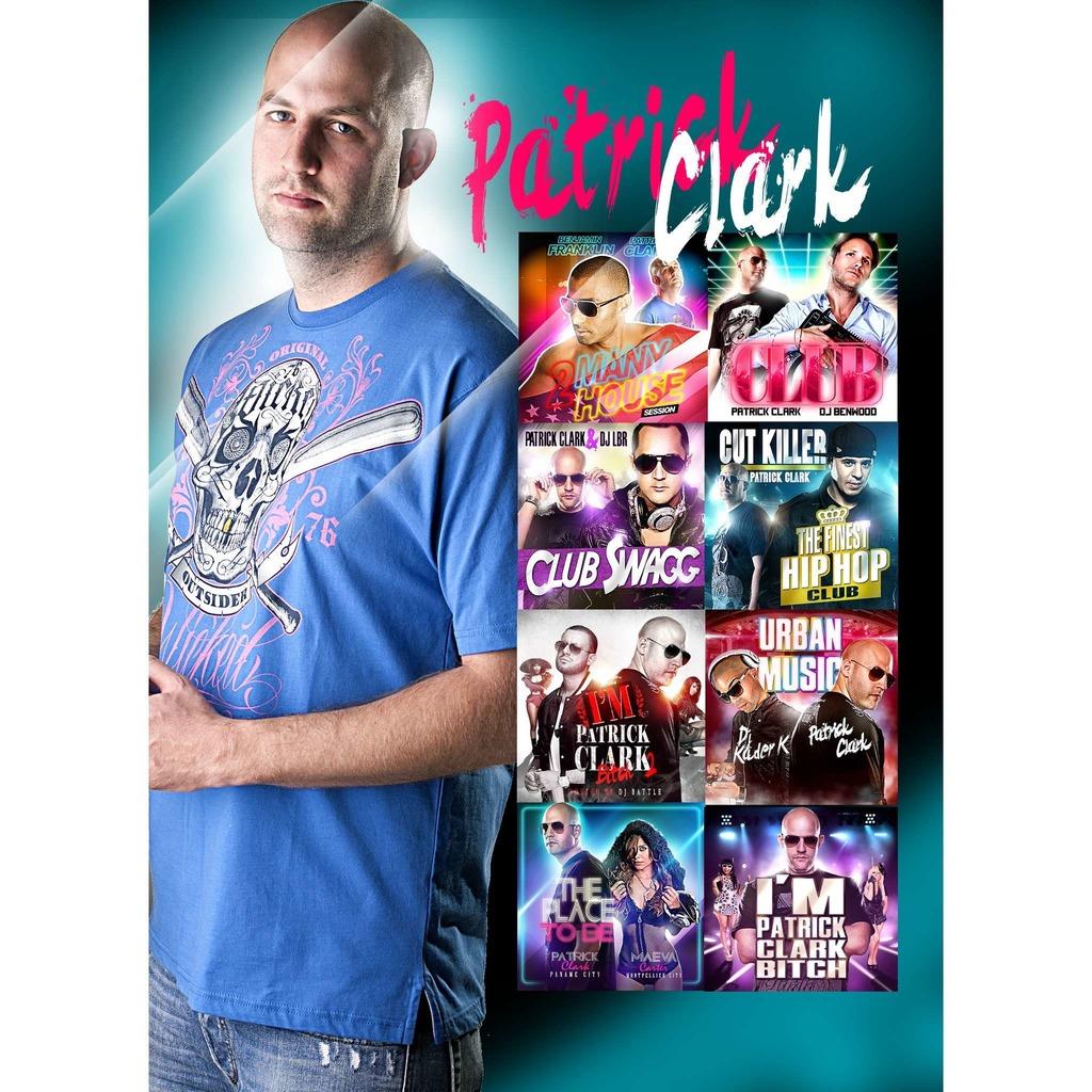 Patrick Clark Mix Podcast