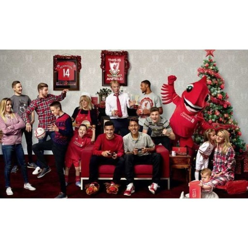 All I Want For Christmas...The Liverpool Edition