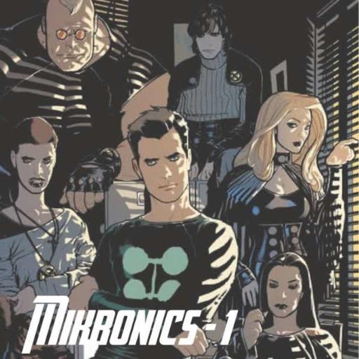 Mikronics -1- X-Factor par Peter David