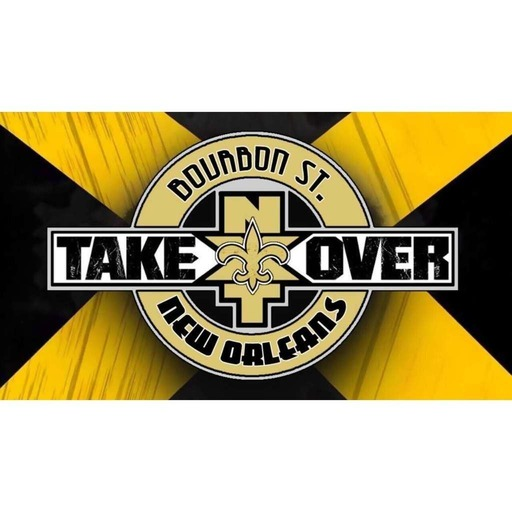 EP71 - NXT Takeover : New Orleans w/ Jake from Never Nervous - Sean Vs. Wild Podcast