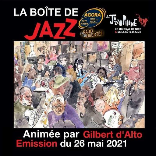 La Boîte de Jazz du 26  Mai 2021 – Spéciale Année 1971