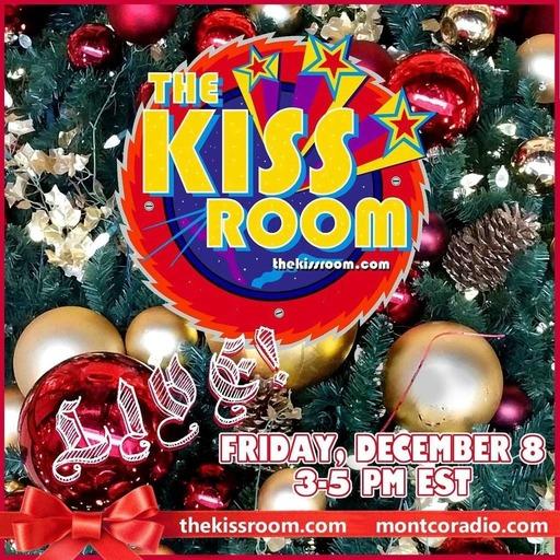 THE KISS ROOM – DECEMBER 8 2017