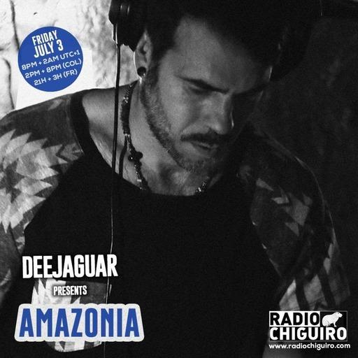 Chiguiro Mix presents- - Amazonia, mixed by Deejaguar.m4a