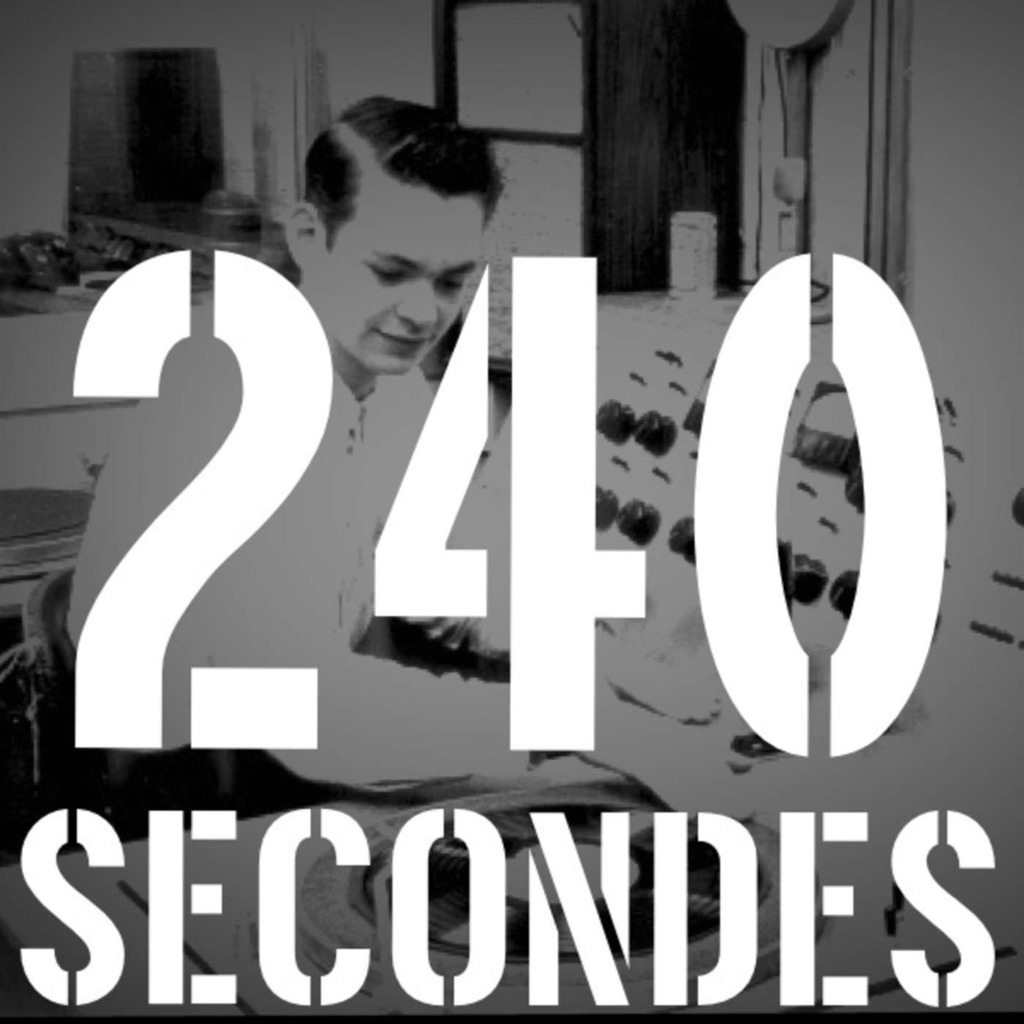 240 secondes