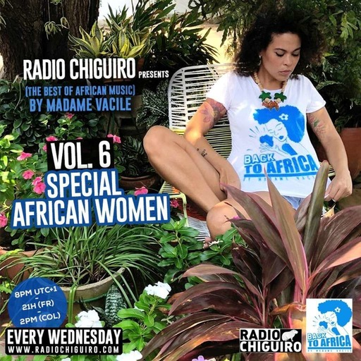 Madame Vacile presents Back to Africa VOL. 6