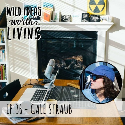 Gale Straub - Inspiring Women to Get Outside with a Podcast
