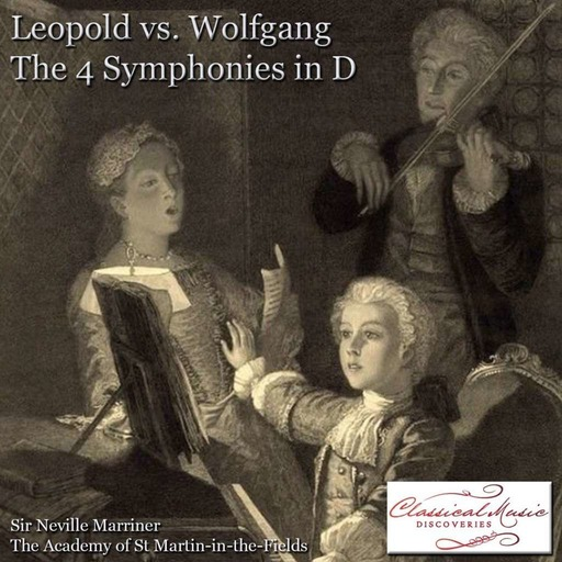 Episode 120: 13120 Mozart: The 4 Symphonies in D