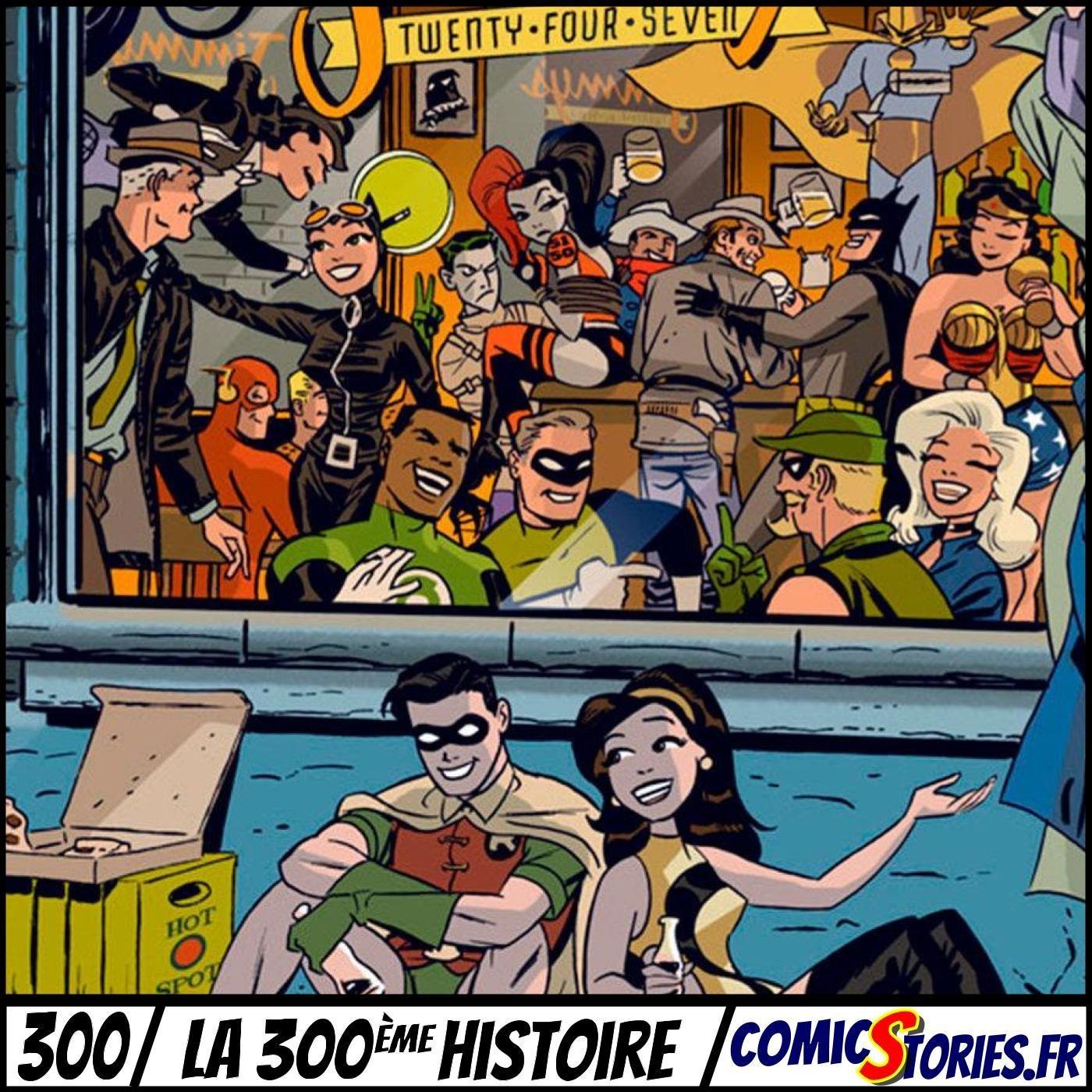 ComicStories #300 - La 300ème histoire
