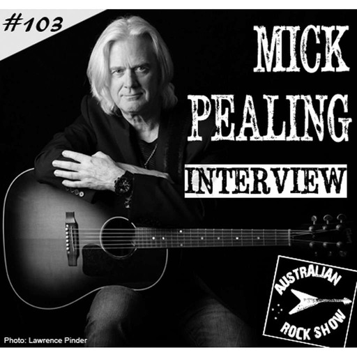 Episode 103 - Mick Pealing Interview