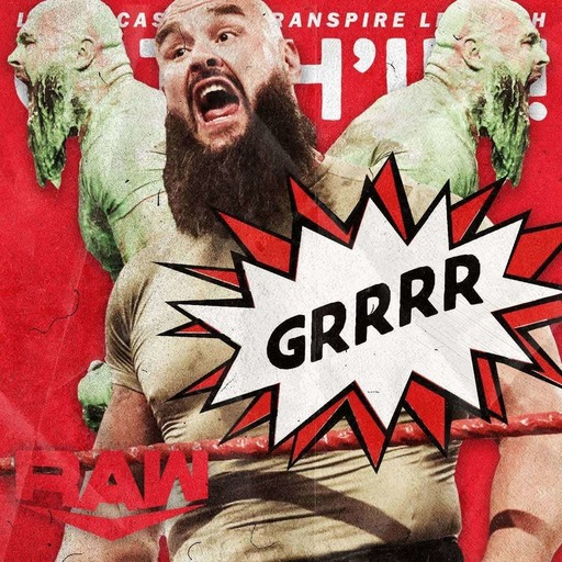 Catch'up! WWE Raw du 15 mars 2021 — Vert de rage