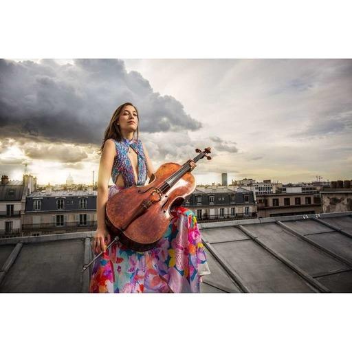 Camille Thomas, sur le toit du monde…