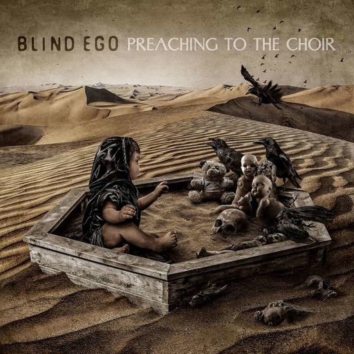 Episode #841: Blind Ego's –  Preaching to the Choir w. Klatuu's Terry Draper