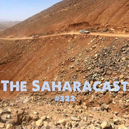 Toadcast #323 - The Saharacast