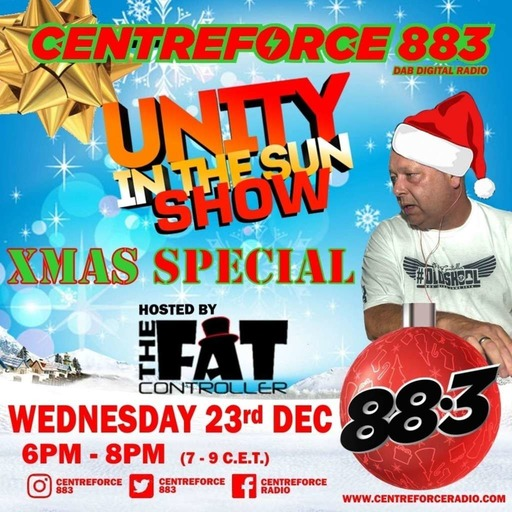 Episode 135: Xmas Office PArty Special Centreforce 23rd Dec 2020