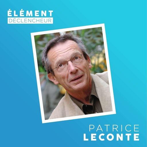 Patrice Leconte, réalisateur, scénariste, écrivain
