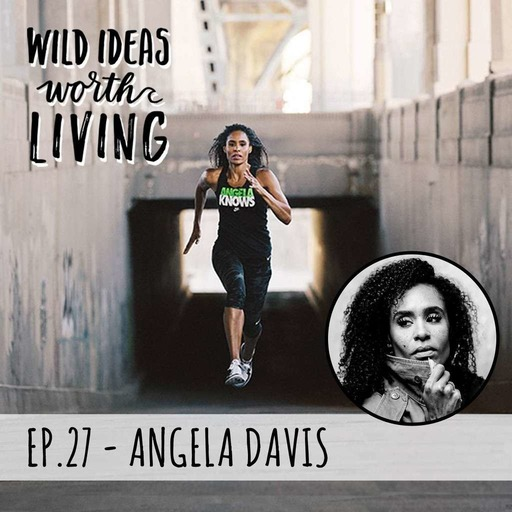 Angela Davis - Motivating the Masses and Taking Fitness Seekers to Church on a Bike