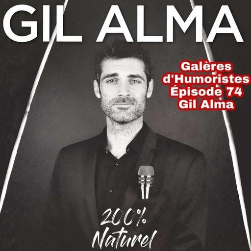 Galères d'humoristes - Gil Alma.mp3