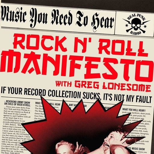 Rock N Roll Manifesto 153: Dirty R&B