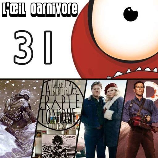 L'œil carnivore #31