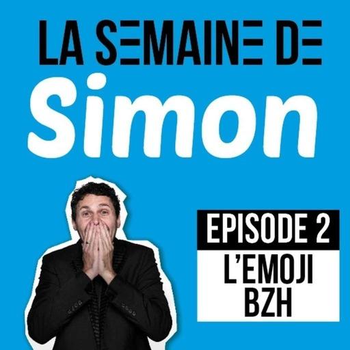 La semaine de Simon #2 : l'Emoji Bzh !